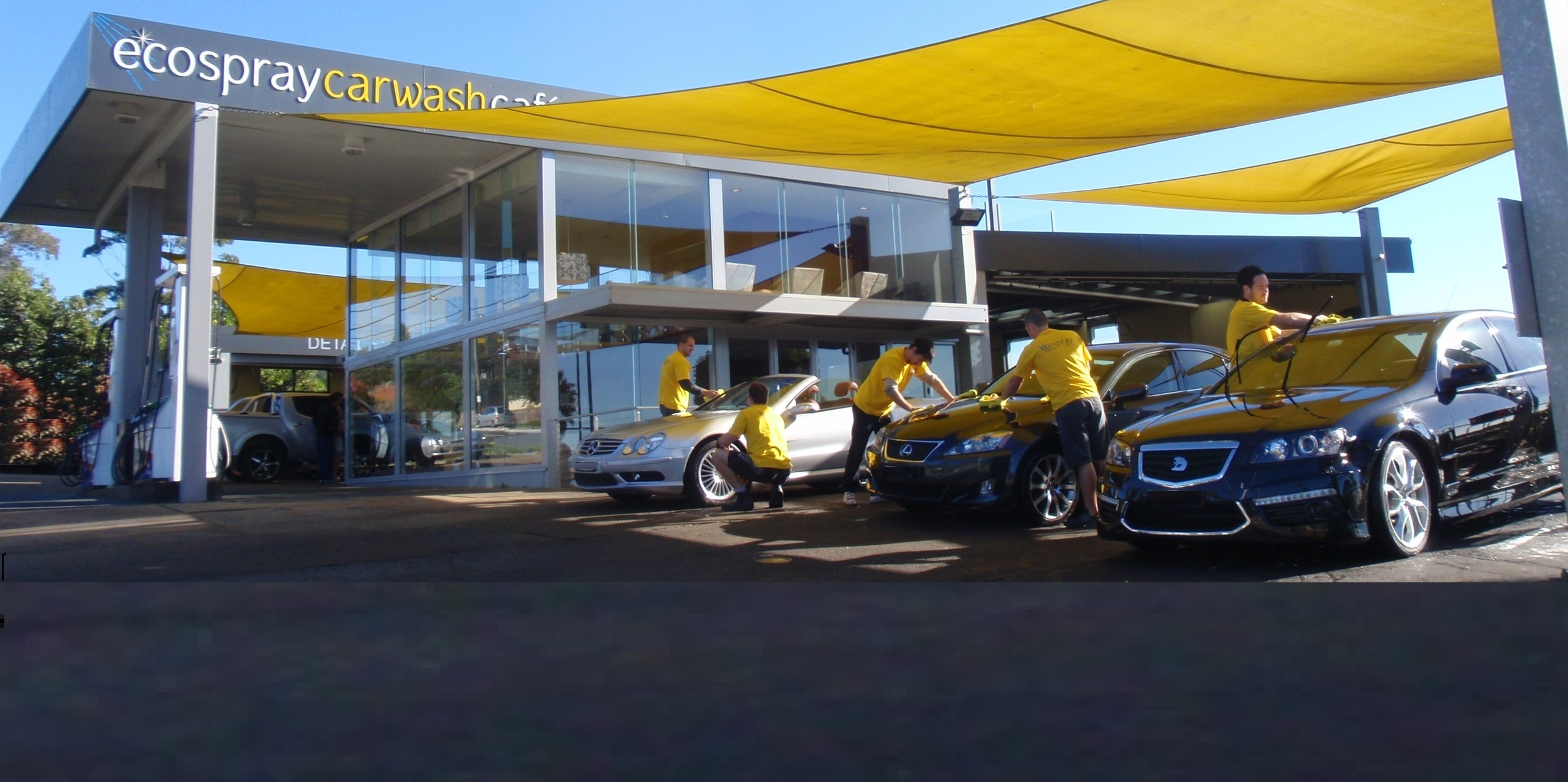 Ecospray car wash cafe sydney australia ecospray carwash cafe solutioingenieria Choice Image