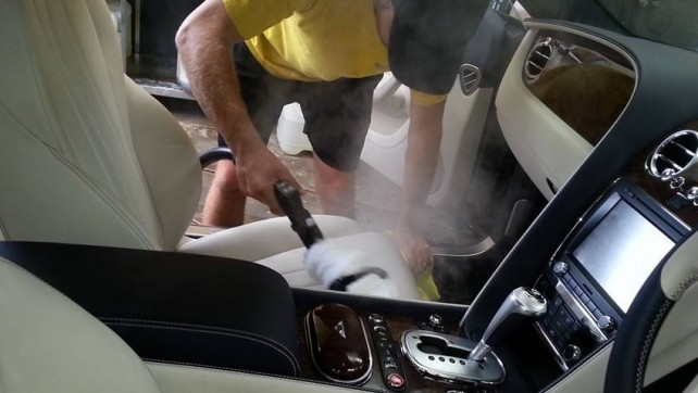 Car Detailing U2013 Interior Steam Cleaning Design Inspirations